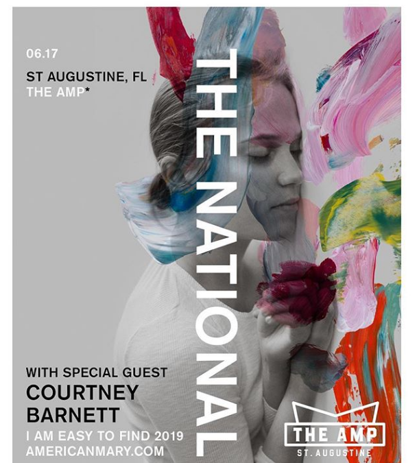 The National Band Tickets St Augustine 2019