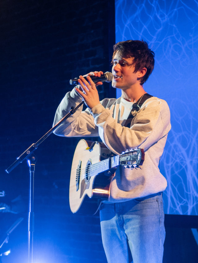 Alec Benjamin Live Review Photos