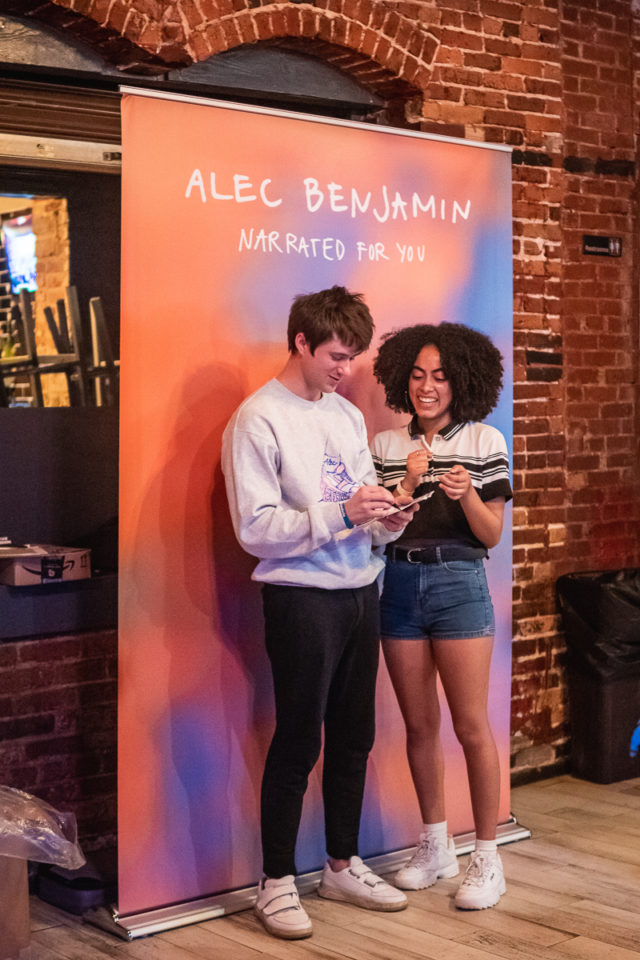 Alex Benjamin VIP Meet and Greet