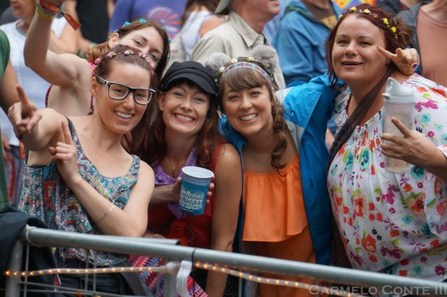 Suwannee Rising Live Review Crowd