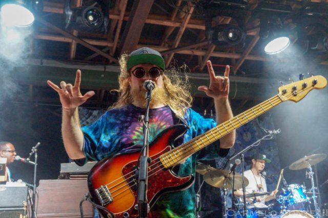 Suwannee Rising Live Review Lettuce
