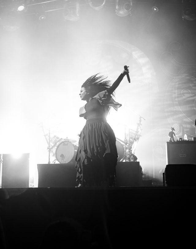 Evanescence — Welcome To Rockville ⭐ May 3-5, 2019 ⭐ Jacksonville, FL ⭐ Photos by Simon Wade — instagram.com/respectivecollective