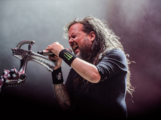 KORN — Welcome To Rockville ⭐ May 3-5, 2019 ⭐ Jacksonville, FL ⭐ Photos by Simon Wade — instagram.com/respectivecollective
