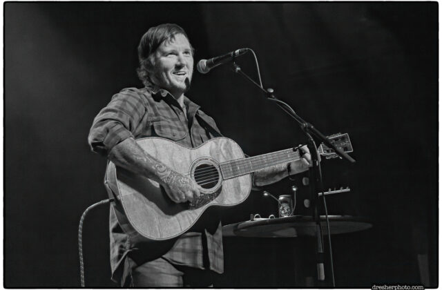 Brian Fallon ⭐ June 22, 2019 ⭐ New York, NY ⭐ Photos by Douglass Dresher — instagram.com/dresherphoto