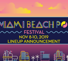 Miami Beach Pop 2019 Lineup Festival