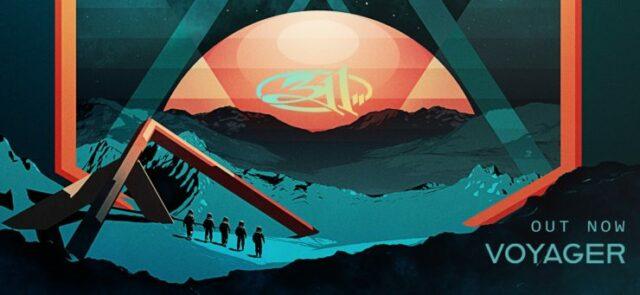 311 New Album Voyager