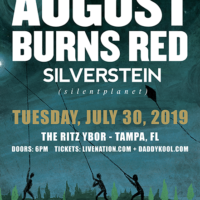 AUGUST BURNS RED TAMPA 2019