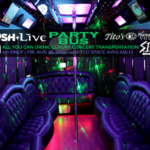 BUSH LIVE - Party Bus Image