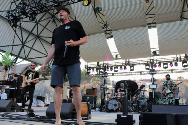Fortunate Youth at Riverfront Park in Cocoa, FL on Sunday, July 28, 2019. Photo by Richie Williams.