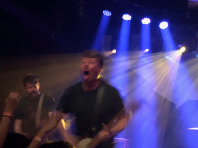 We Were Promised Jetpacks Live Review 2019 ATL