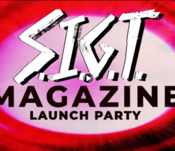 SIGT Magazine Launch Party