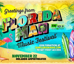 Florida Man Music Festival 2019 Lineup