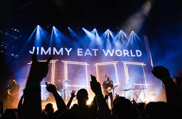 Jimmy Eat World w/ Third Eye Blind & Ra Ra Riot ⭐ July , 2019 ⭐ Ascend Amphitheater — Nashville, TN ⭐ Photos by Adam Fricke — instagram.com/adamfrickephoto