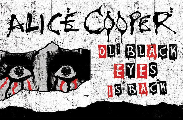 Alice Cooper 2019