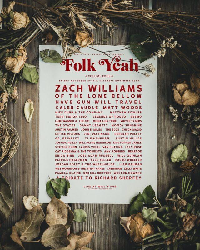 Folk Yeah Festival Lineup 2019