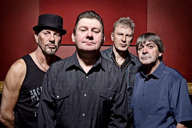 Stiff Little Fingers 2019