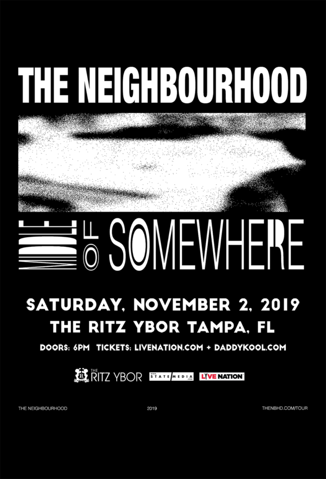 The Neighbourhood 2019