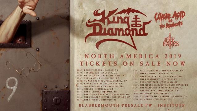 king diamond 2019
