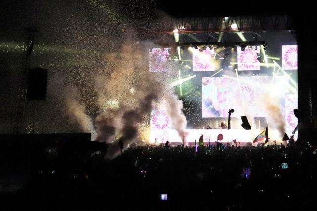 "Bassnectar — Suwannee Hulaween 2019 ⭐ October 24-27, 2019 ⭐ Spirit of Suwannee Music Park — Live Oak, FL ⭐ Photos by Richie Williams ""The Sober Goat"" — instagram.com/thesobergoat"