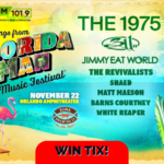 Florida Man Music Fest Win Tickets 2019
