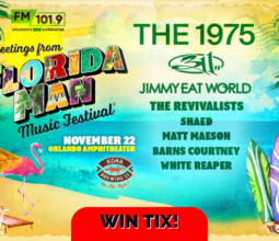 Florida Man Music Fest Win Tickets 2019