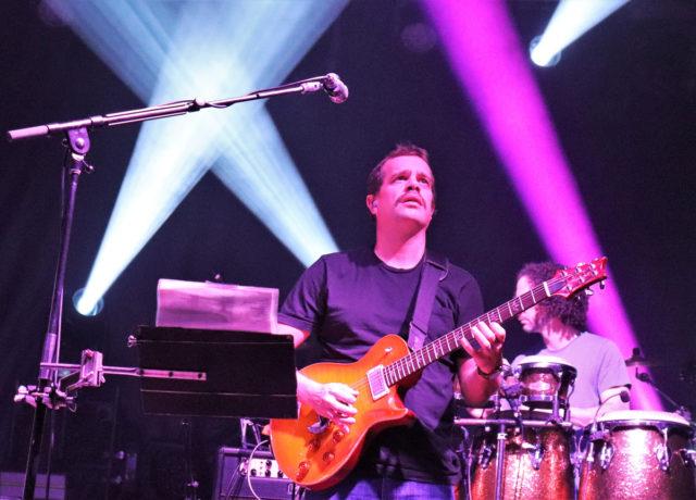 "Umphrey's McGee — Suwannee Hulaween 2019 ⭐ October 24-27, 2019 ⭐ Spirit of Suwannee Music Park — Live Oak, FL ⭐ Photos by Richie Williams ""The Sober Goat"" — instagram.com/thesobergoat"