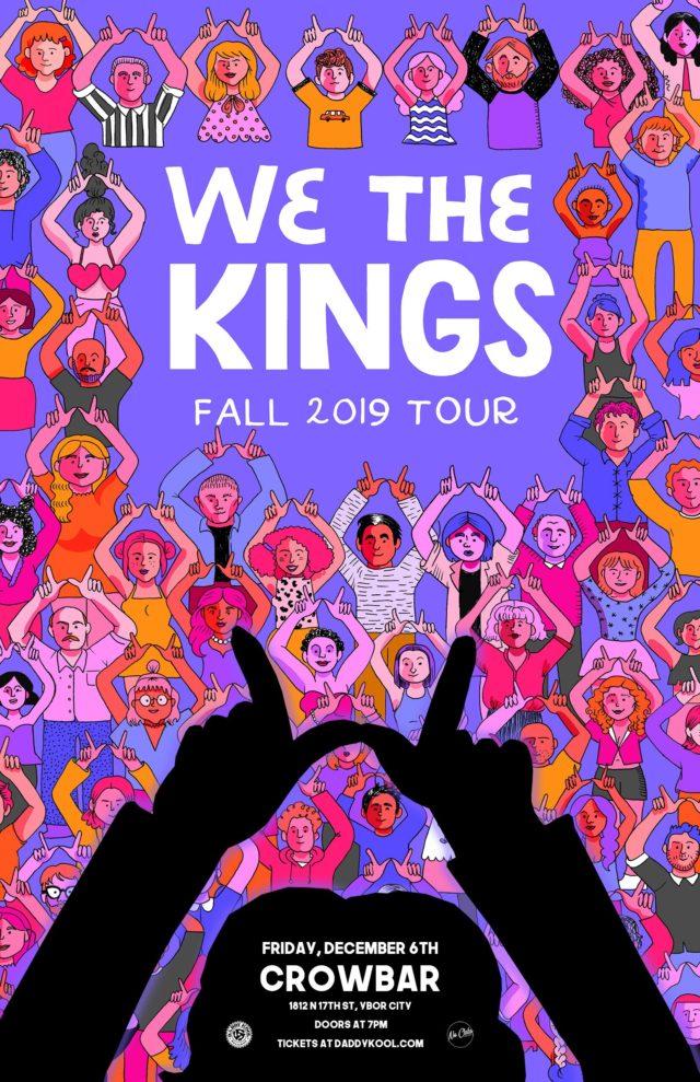 We The Kings 2019