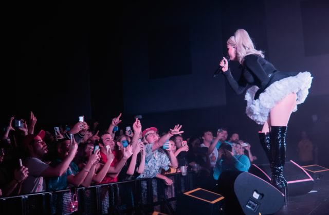 Kim Petras ⭐ November 8, 2019 ⭐ Plaza Live — Orlando, FL ⭐ Photos by Cindy Ros — instagram.com/cindyros_