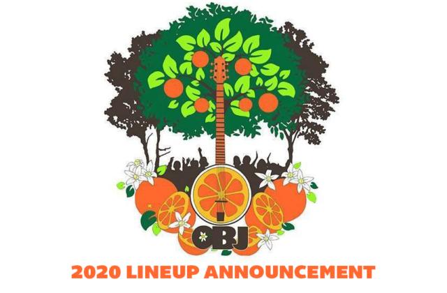 Orange Blossom Jamboree Lineup 2020