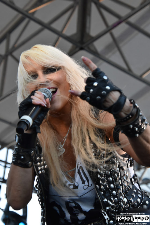 DORO — Monsters Of Rock Cruise 2020 ⭐ February 8-13, 2020 ⭐ Port — Miami, FL ⭐ Photos by Randy Cook — instagram.com/horns_raised