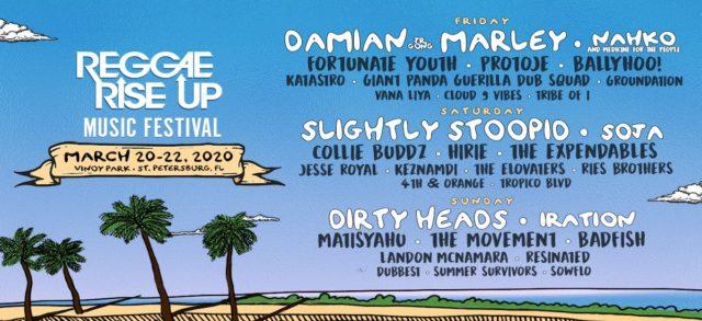 Reggae Rise Up 2020
