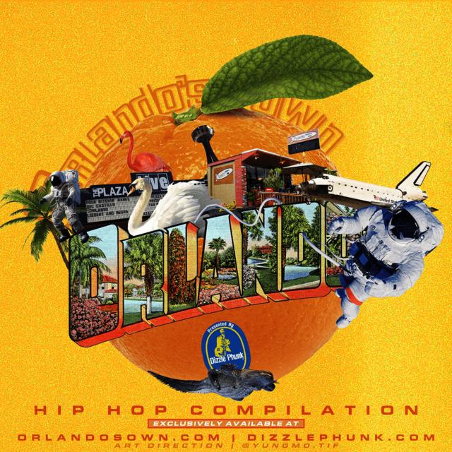 Orlandos Own Hip Hop Compilation Stream