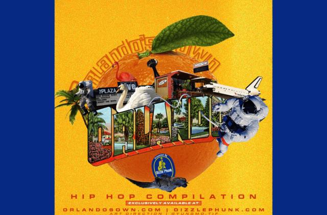Orlandos Own Hip Hop Compilation Stream Photo