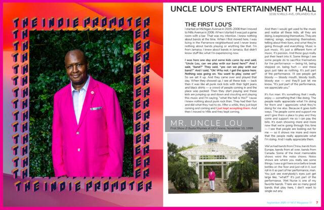 UNCLE LOU INTERVIEW - SIGT MAGAZINE-1-2
