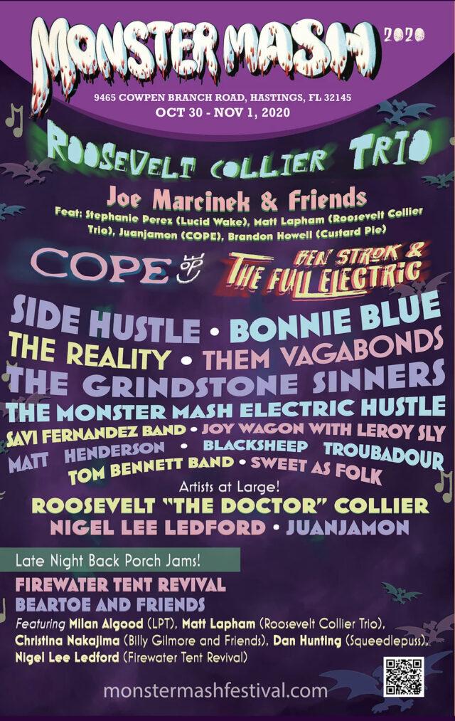 Monster Mash Tickets 2020