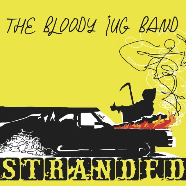 Bloody Jug Band Standard Album Cover