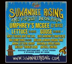 suwannee rising 2021 lineup
