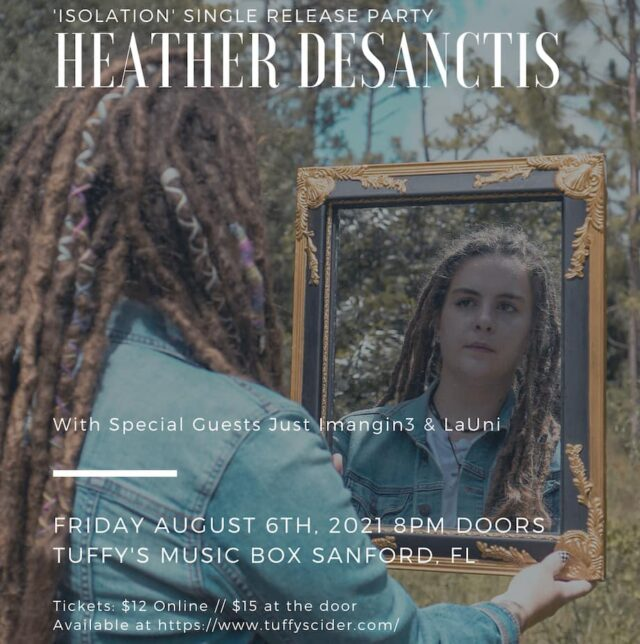 Heather DeSanctis Tickets