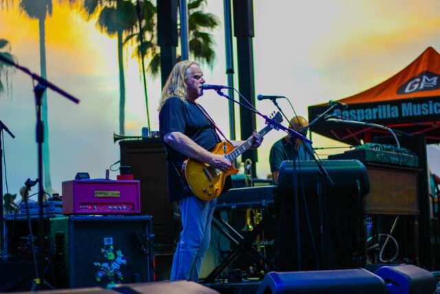 Gov't Mule • Gasparilla Music Festival 2021—Sunday ⭐ October 3, 2021 ⭐ Curtix Hixon Park — Tampa, FL ⭐ Photos by Mitch Foster — instagram.com/showsigoto