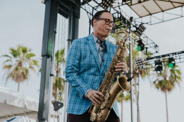 Preservation Jazz Hall Band • Gasparilla Music Festival 2021—Saturday ⭐ October 2, 2021 ⭐ Curtix Hixon Park — Tampa, FL ⭐ Photos by Daniel Garcia — instagram.com/dannielxgarcia