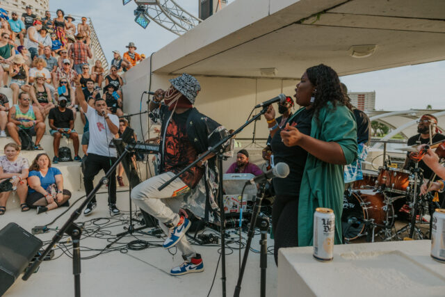 Pusha Preme • Gasparilla Music Festival 2021—Saturday ⭐ October 2, 2021 ⭐ Curtix Hixon Park — Tampa, FL ⭐ Photos by Daniel Garcia — instagram.com/dannielxgarcia