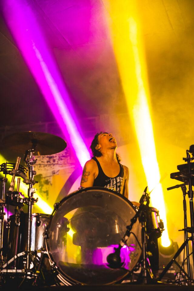 Matt And Kim • Gasparilla Music Festival 2021—Saturday ⭐ October 2, 2021 ⭐ Curtix Hixon Park — Tampa, FL ⭐ Photos by Daniel Garcia — instagram.com/dannielxgarcia