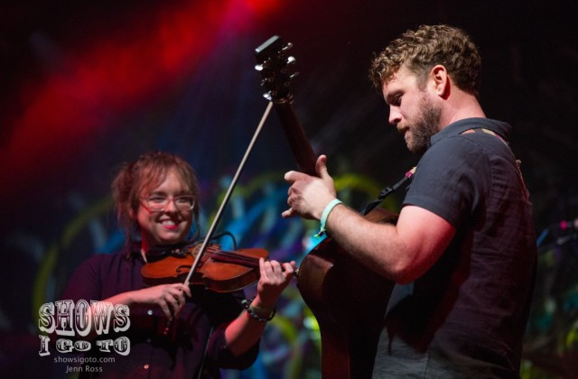 Jon Stickley Live Review