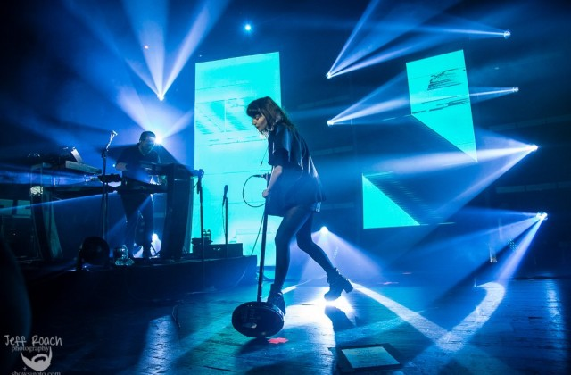 An 80s-themed dance party   CHVRCHES Live Review & Concert ...